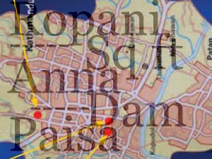 Units of Area Calculation in Nepal, Ropani Anna ana Converter Square