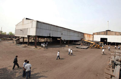 Steel industry sees a slump, but 'all hopes not lost', Nepal Steel