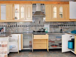modular kitchens are hot, modular kitchen shops kathmandu nepal