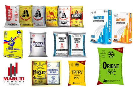 Price of OPC and PPC Cement in Nepal